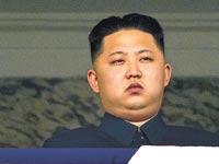 צפון קריאה קים ז`ונג און / צלם: וינסנט יו